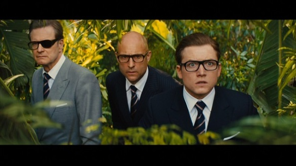 Kingsman The Golden Circle 2017 Alex On Film